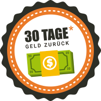 30 Tage Geld zurück